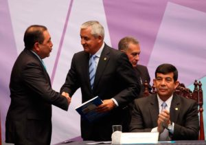 Guatemala's Penitentiary Reform Policy 2014-2024